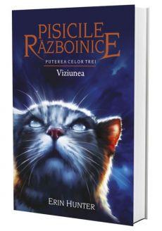 Pisicile Razboinice(vol. XIII)-Puterea celor trei disponibil din 23 octombrie pe www. comandacarti. ro